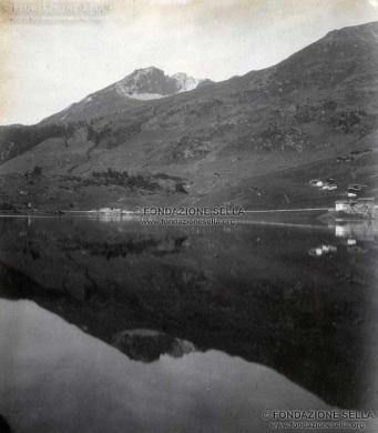Burnaby, Elizabeth, Lago di Davos, Gelatina ai sali d'argento su carta, CC BY-SA
