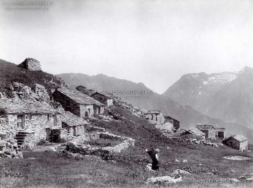 Gallo, Emilio, Alpe d'Irogna salendo al Monte Cresto, Gelatina ai sali d'argento su carta, CC BY-SA