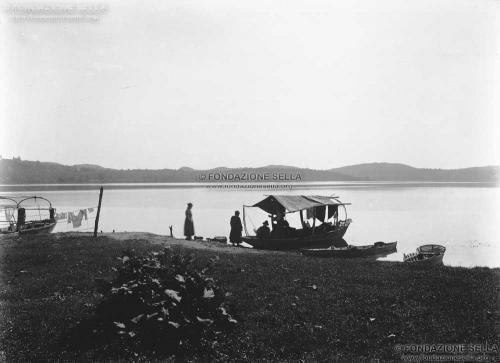 Gallo, Emilio, Lago di Viverone, Gelatina ai sali d'argento su carta, CC BY-SA