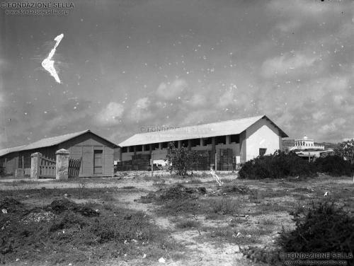 di Savoia, Luigi Amedeo, Magazzino degli infiammabili a Mogadiscio, 12/1920, Lastra, CC BY-SA