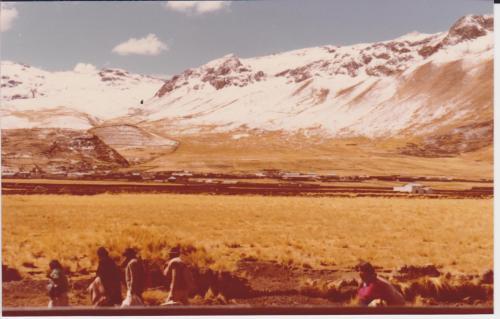 Paesaggio andino, 1973, CC BY-SA