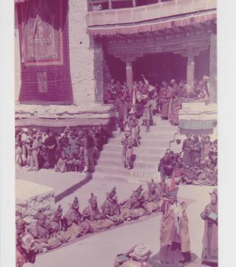 Monstero di Hemis,  Ladakh, 1976, CC BY-SA