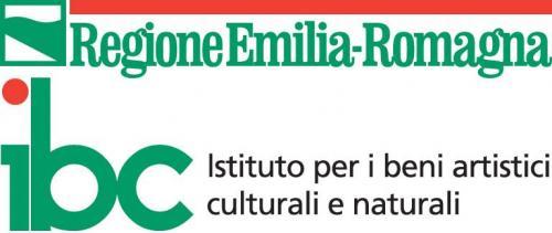Logo Istituto per i beni artistici culturali e naturali, Regione Emilia-Romagna