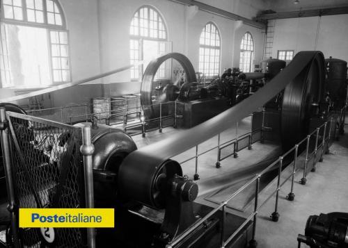 Anni Quaranta del secolo scorso. Impianto di posta pneumatica, CC BY-NC-ND