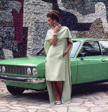 Franco Bottino, Moda Biki, 1976, gelatina a sviluppo/pellicola in rullo diapositiva, CC BY-NC-SA