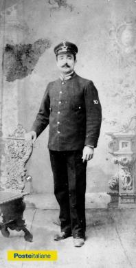 Divisa per Brigadieri dei portalettere del Regno d'Italia (1930), CC BY-NC-ND