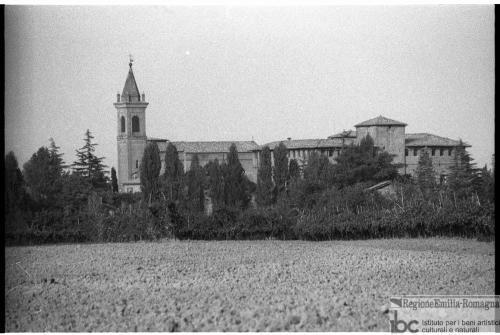 Vittorio Degli Esposti, Rocca di Bazzano, post 1985, Positivo alla gelatina a sviluppo, CC BY-SA