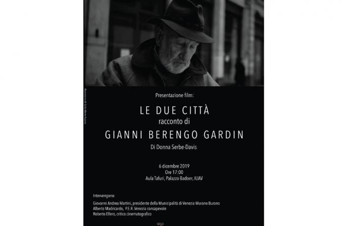 Le due città: racconto di Gianni Berengo Gardin