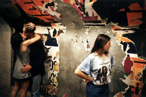 "Pesaresi, Marco, Arguélles MADRID - da ""Underground"" (©eredi Marco Pesaresi / Comune di Savignano sul Rubicone), CC BY-NC-ND"