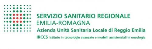 Logo Azienda USL di Reggio Emilia IRCCS