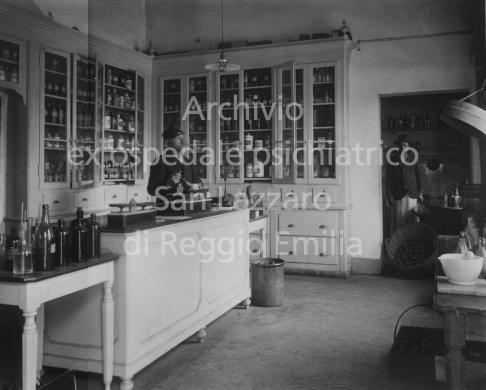 Farmacia del San Lazzaro, CC BY-SA