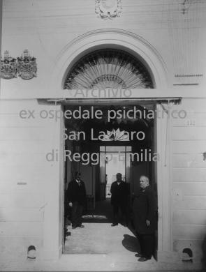 La portineria del San Lazzaro, CC BY-SA