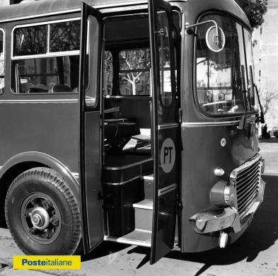 Autobus postale Fiat 306, CC BY-NC-ND
