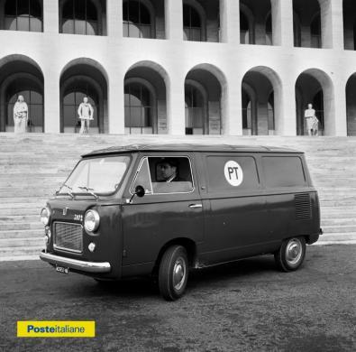 Furgone postale Fiat 600 T, CC BY-NC-ND