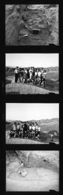 CRAST, Nisa Vecchia, 1993, provino in bianco e nero 6x4,5, CC BY-SA
