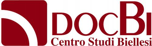 Logo DocBI – Centro Studi Biellesi