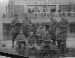 Bernardi Bruno, fronte greco-albanese 1940-1943