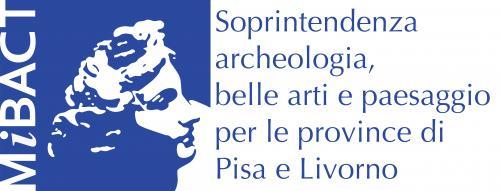 Logo Soprintendenza Archeologia, Belle Arti e Paesaggio per le province di Pisa e Livorno