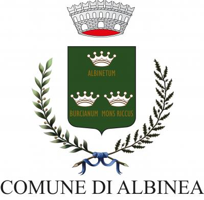 """Logo Biblioteca Comunale di Albinea """"Pablo Neruda"""""""