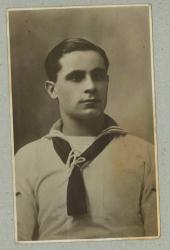 Notari Fernando, marinaio sommergibilista 1915/1918