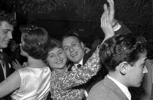 Giovanni Valbonesi, Festa da ballo, 1960 circa, CC BY-NC-ND